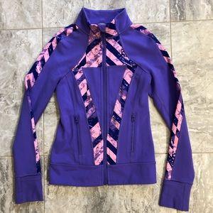 Ivivva by Lululemon Zip-Up Jacket
